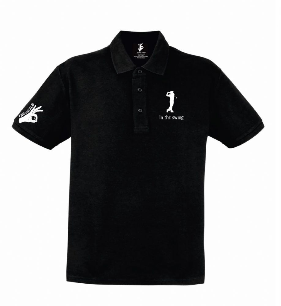 In the Swing Polo Shirt Simply Loveleh Brotherhood